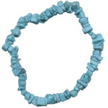 Karina - Turquoise Stone Elastic (2) - All Sales Final