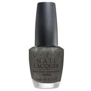 O.P.I. - Nail Lacquer - Suzi Skis In The Pyrenees in Suede - Suede Collection .5 fl oz (15ml)
