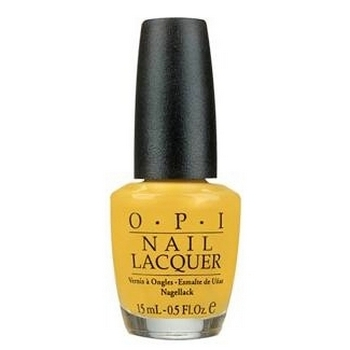 O.P.I. - Nail Lacquer - That's All Bright With Me - Brights Collection .5 fl oz (15ml)