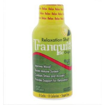 Tranquila - Relaxation Shot - Original Daytime Formula 2 fl oz (60ml)