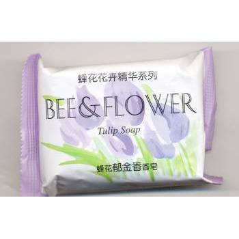 Bee & Flower Floral Bar Soap - Tulip - 3 Oz