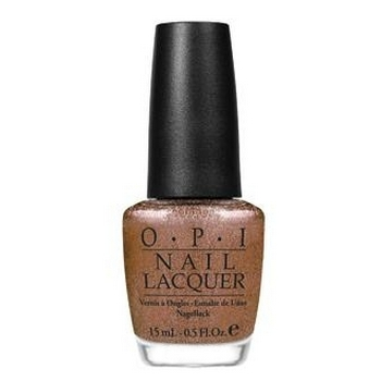 O.P.I. - Nail Lacquer - Warm & Fozzie - Muppets Collection .5 fl oz (15ml)
