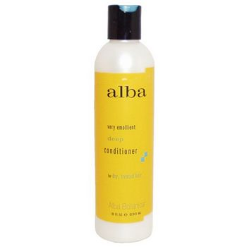 Alba Botanica - Deep Conditioner for Dry, Treated Hair - 8 oz