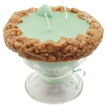 Back to Nature - Key Lime Pie - Candle