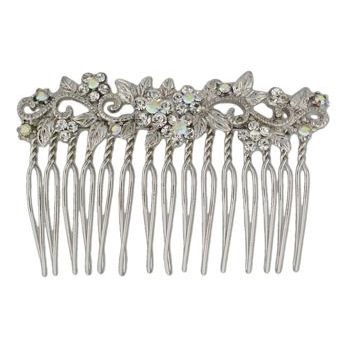 Betty Wales - Crystal Hair Comb