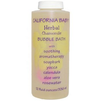 California Baby - Bubble Bath - Herbal Chamomile - 12 oz