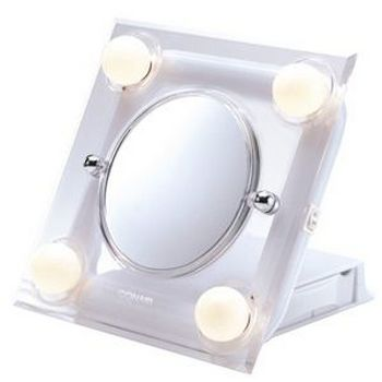 Conair - Illumina Collection Double-Sided Lighted Makeup Mirror