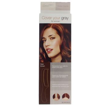 Cover Your Gray - Color Comb - Dark Brown (1)