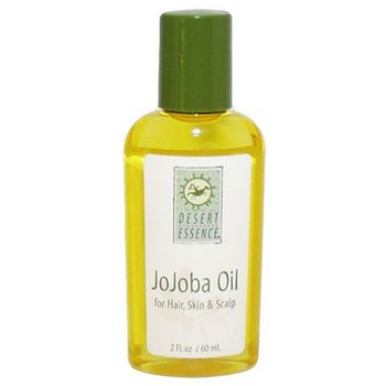 Desert Essence - 100% Pure Jojoba Oil - 2 oz