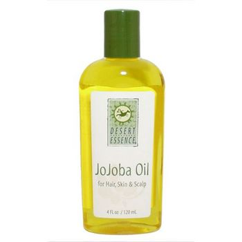 Desert Essence - 100% Pure Jojoba Oil - 4 oz