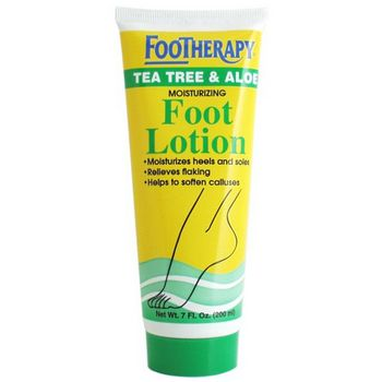 Queen Helene - Footherapy Tea Tree & Aloe Lotion - 7 oz