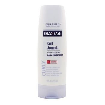 John Frieda - Frizz Ease - Curl Around  - Style-Starting Deep Conditioner - 10 fl. oz.