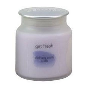 get fresh - Candle - Blackberry Vanilla - 10 oz.