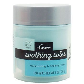 got2b - Spa Foot -  Soothing Soles - Moisturizing & Healing Creme - 6 oz (170g)