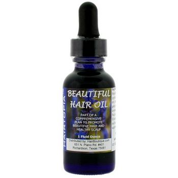 HAIRTOPIA  Beautiful Hair Oil - 1 Fl Oz