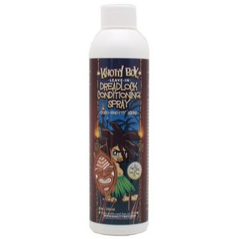 Knotty Boy - Leave-In Dreadlock Conditioning Spray - Coco-Knotty Scent - 8 fl oz