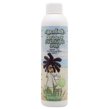 Knotty Boy - Leave-In Dreadlock Conditioning Spray - Green Tea Enlightenment Scent - 8 fl oz