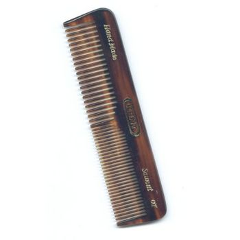 Kent - Pocket Comb - 113mm/4.4inch - Coarse/Fine