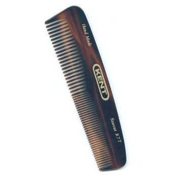 Kent - Pocket Comb - 143mm/5.6inch - Coarse/Fine