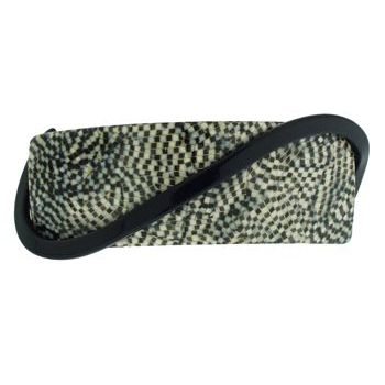 Laurent Olivier - Arc Barrette w/Swirl - Serpentine/Black (1)
