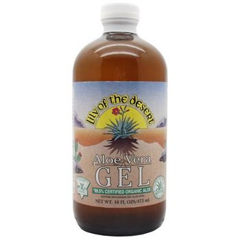 Lily of the Desert - Aloe Vera Gel - 16 fl oz (473ml)