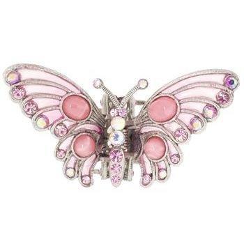 Medusa's Heirlooms - Moonstone DragonFly Jaws - Dark Pink