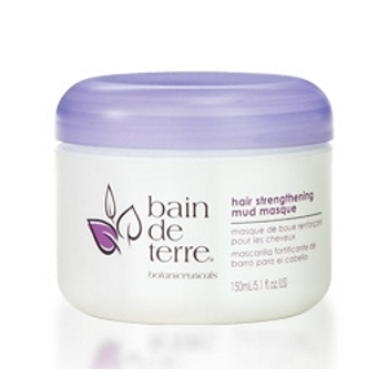 Bain De Terre - Hair Strengthening Mud Masque - 150ml/5.1 oz