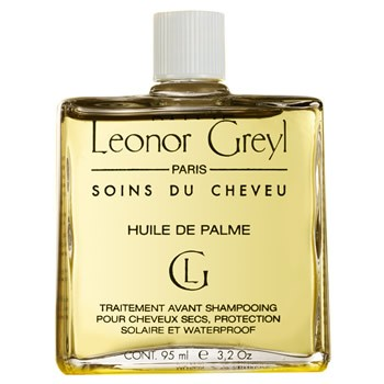 Leonor Greyl - Huile de Palme - Treatment Before Shampoo for Dry Hair, Protection From the Sun & Water 95 ml