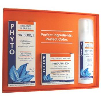 Phyto - Phytocitrus Gift Set for Color Treated Hair