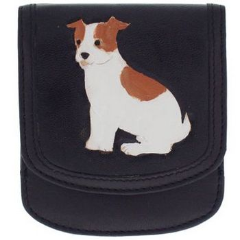 Taxi Wallets - Artist Series - Jack Russell Terrier